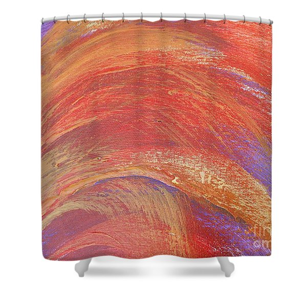 Soft Wheat Shower Curtain