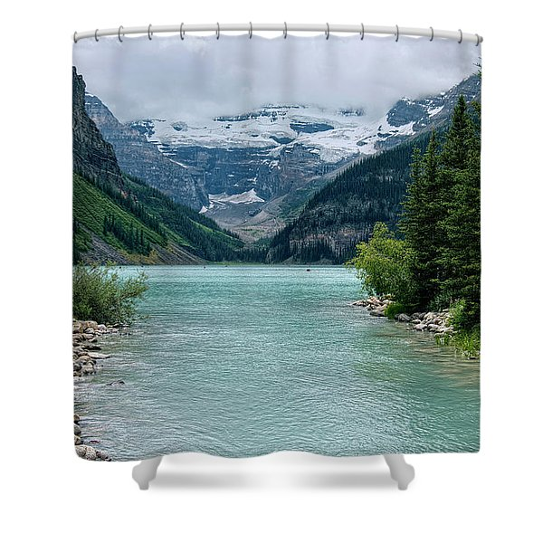 Softly You Whisper. . . Shower Curtain