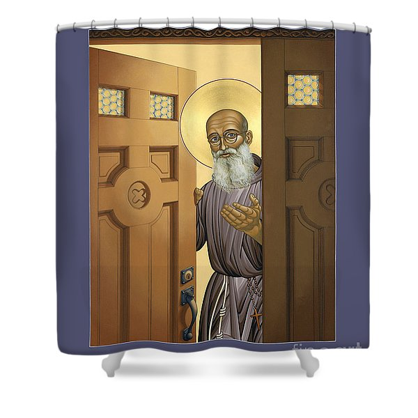 Bl. Solanus Casey - Lwvsc Shower Curtain