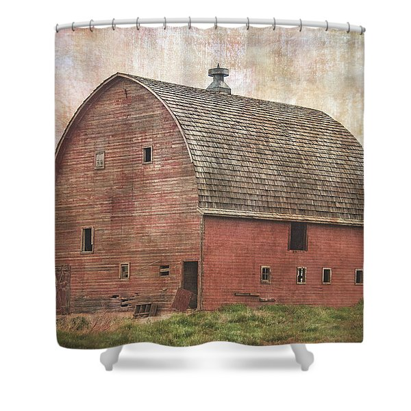 Someplace In Time Shower Curtain