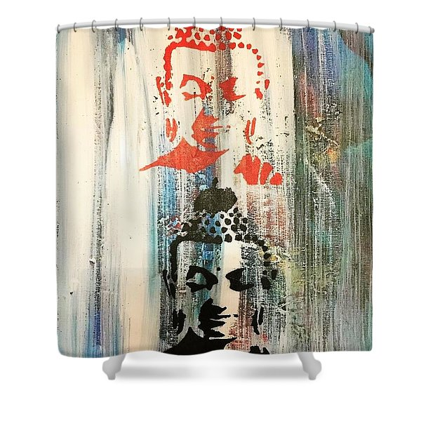 Surround U Shower Curtain