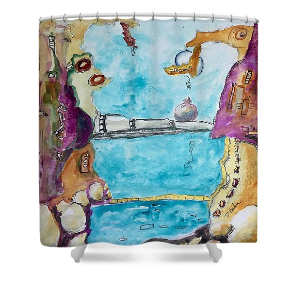 Soul Connection Shower Curtain