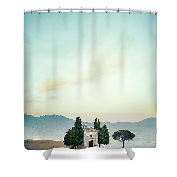 Soul Escape Shower Curtain
