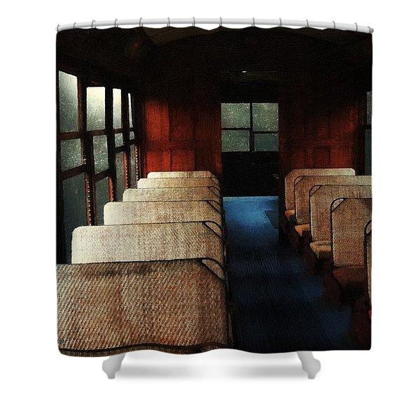 Soul Train Shower Curtain