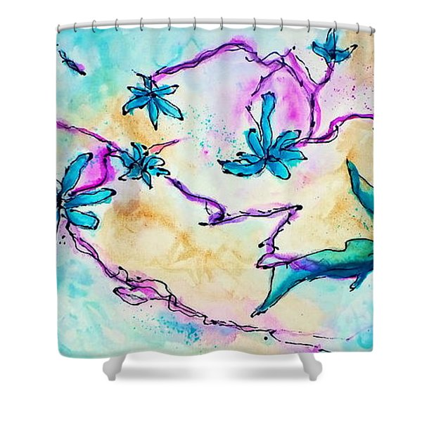 Soul Vacation Shower Curtain