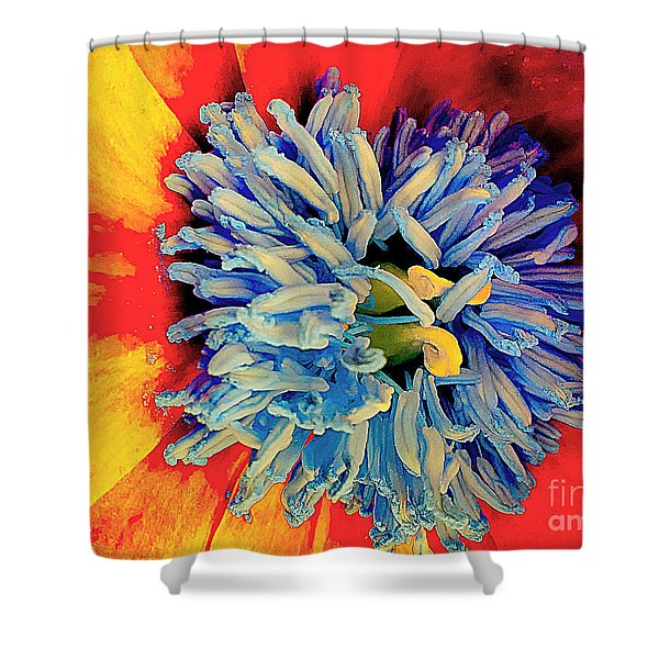 Soul Vibrations Shower Curtain