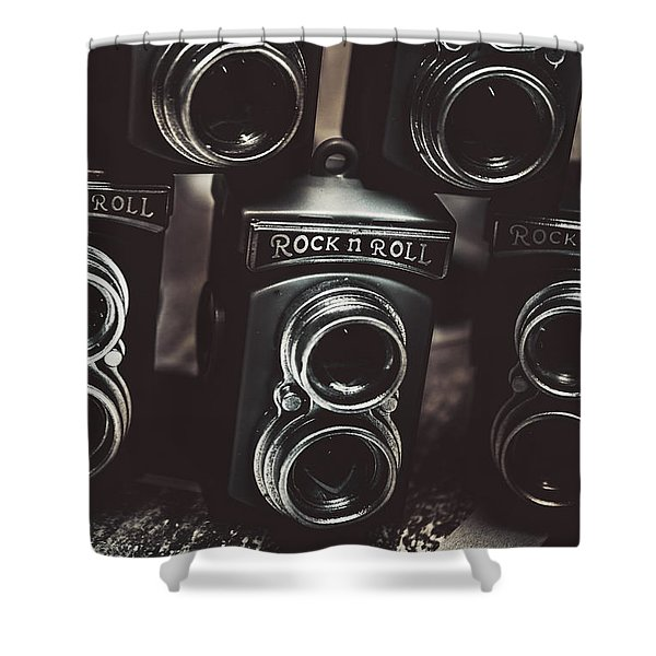 Sound Of Creative Photos Shower Curtain