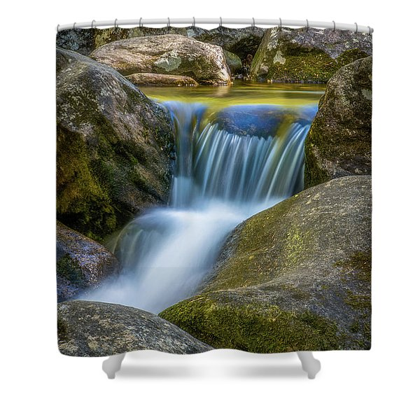 South Mtn State Park-1 Shower Curtain