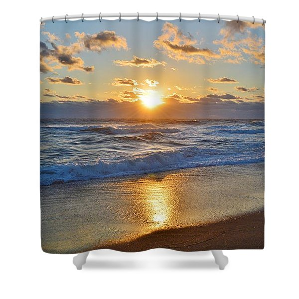 Southern Shores 10/18/15 Shower Curtain