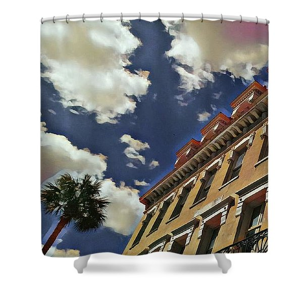 Southern Stature Shower Curtain