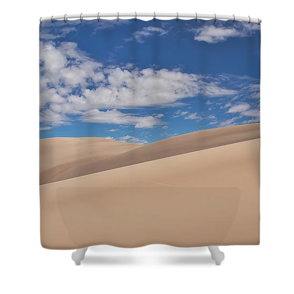 Southwest Sands Of Colorado Shower Curtain