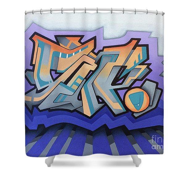 Sp 01 Shower Curtain