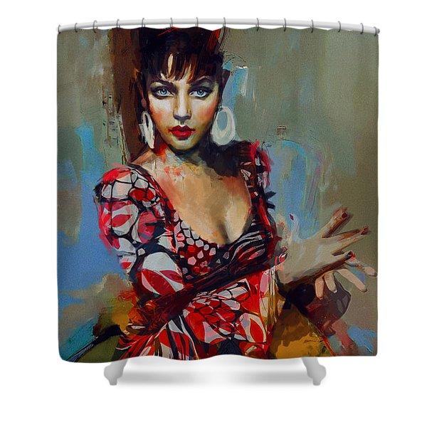 Spanish Culture 15 Shower Curtain