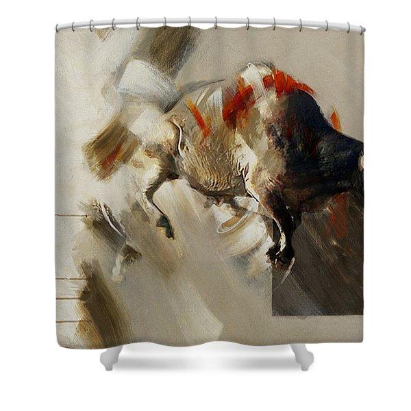 Spanish Culture 34 Shower Curtain