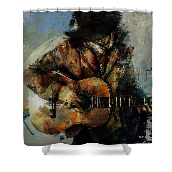 Spanish Culture 6 Shower Curtain