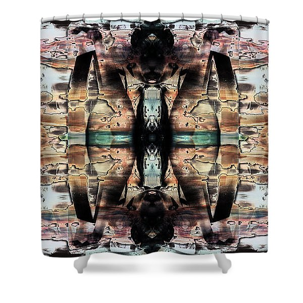 Spirits Rising 2 Shower Curtain