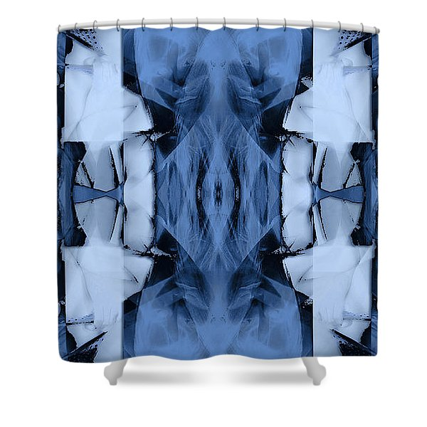 Spirits Rising 3 Shower Curtain