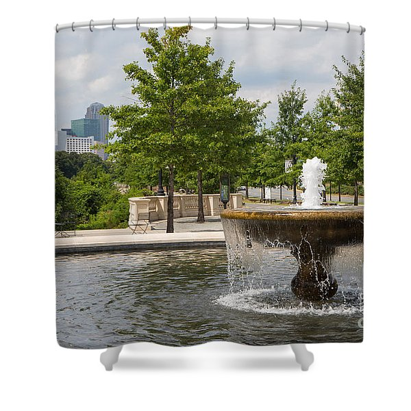 Splashable Charlotte Shower Curtain