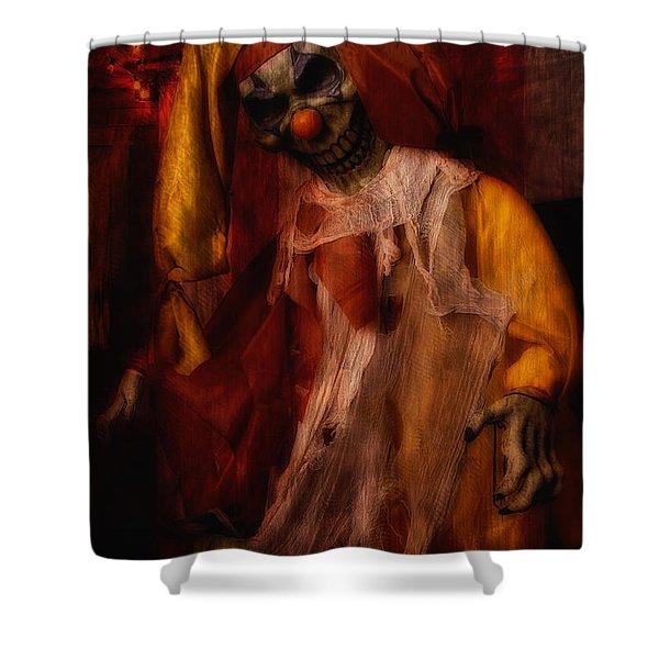 Spoils, The Clown Shower Curtain