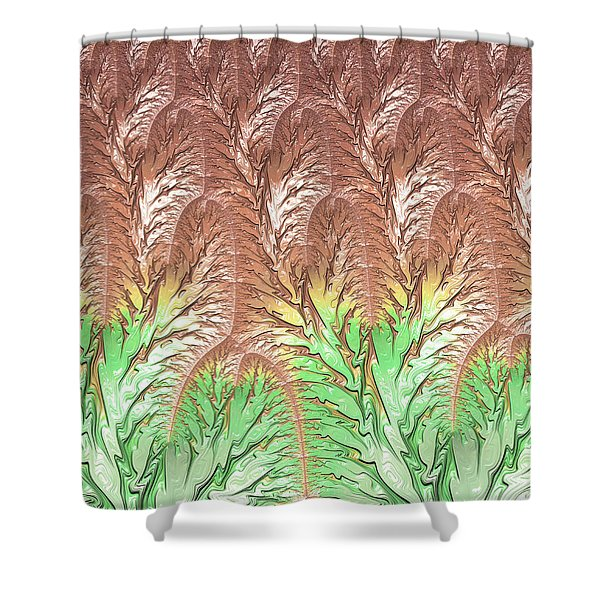 Spring 2 Fall Shower Curtain