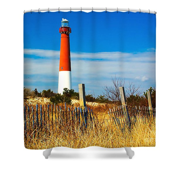 Spring At Barnegat Shower Curtain