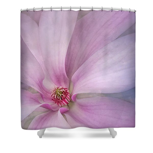Spring Comes Softly Shower Curtain
