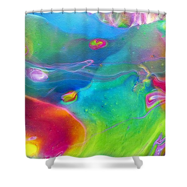 Spring Dream Shower Curtain