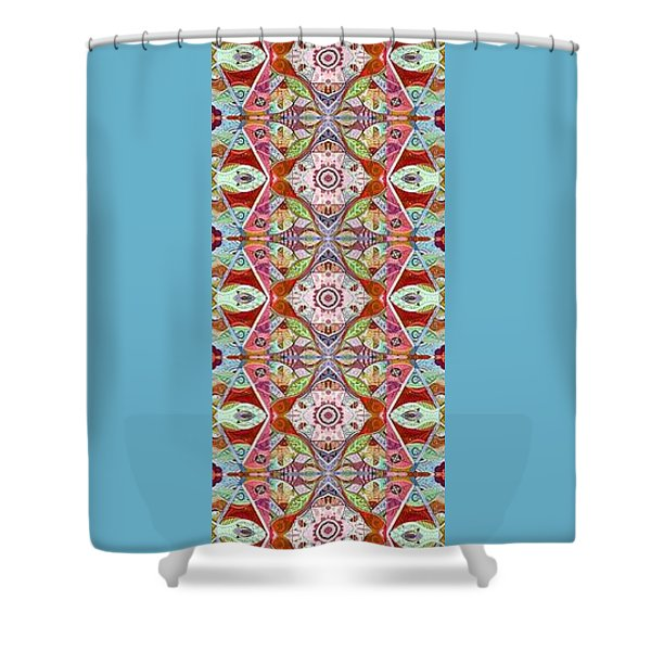 Spring Forever Shower Curtain
