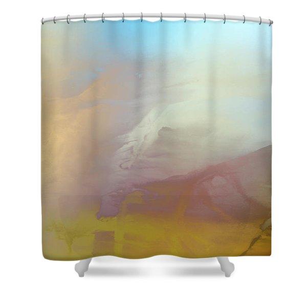 Spring I Shower Curtain