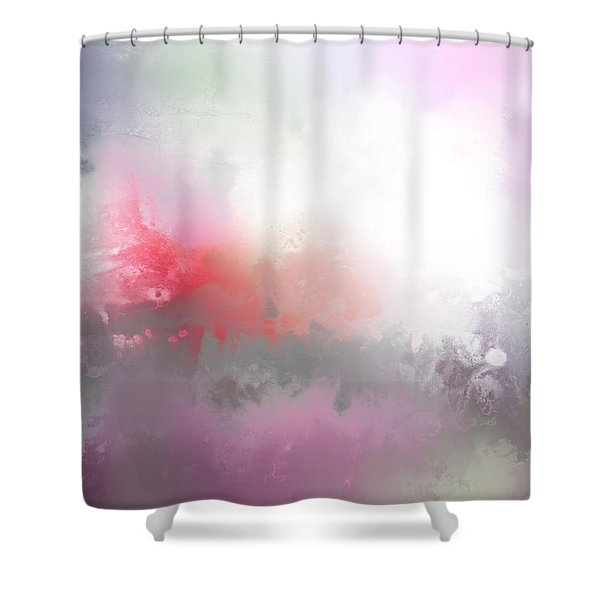 Spring II Shower Curtain