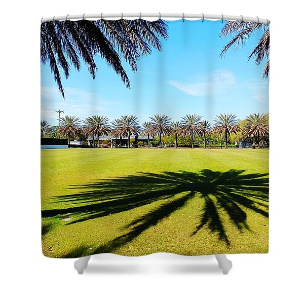 Spring In New Orleans Shower Curtain
