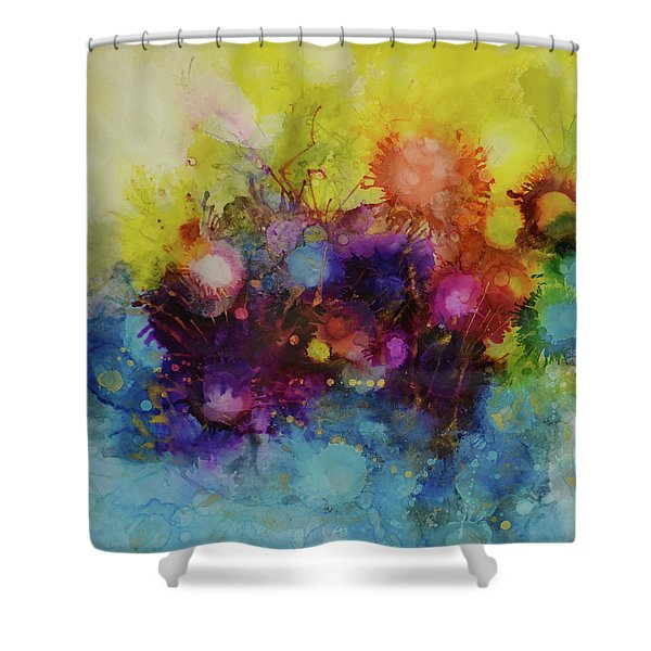 Spring Into Summer Shower Curtain