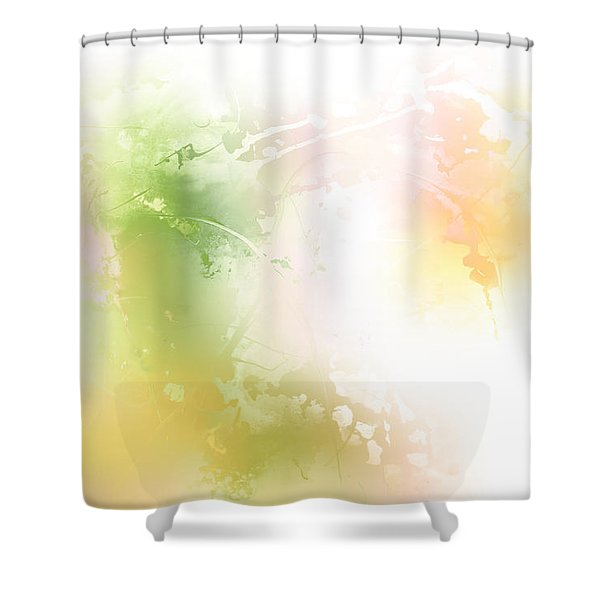 Spring Iv Shower Curtain