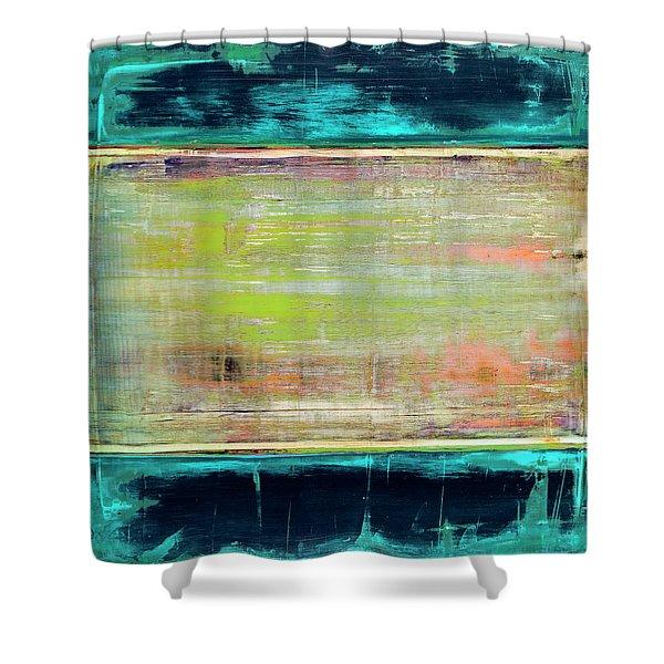 Art Print Square3 Shower Curtain