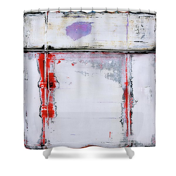 Art Print Square6 Shower Curtain