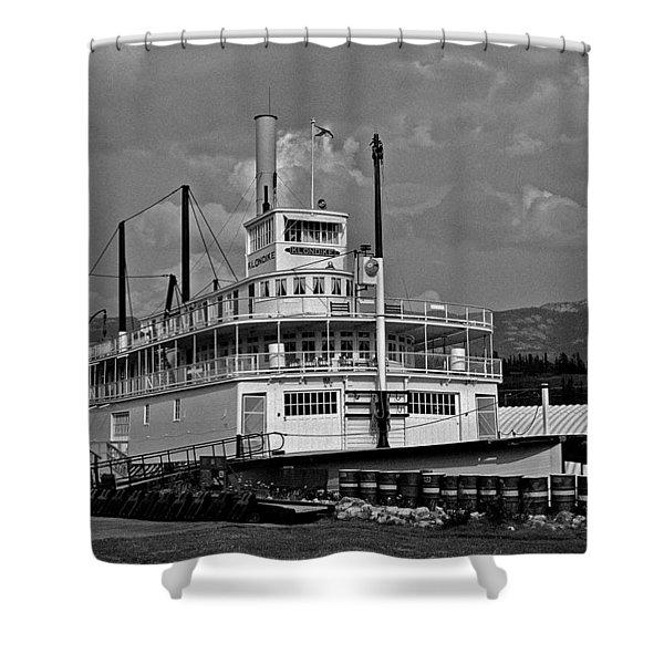 S.s. Klondike Shower Curtain