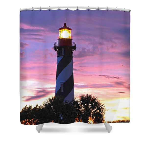St. Augustine Light Shower Curtain