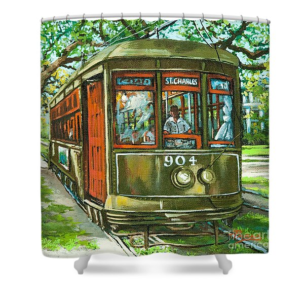 St. Charles No. 904 Shower Curtain