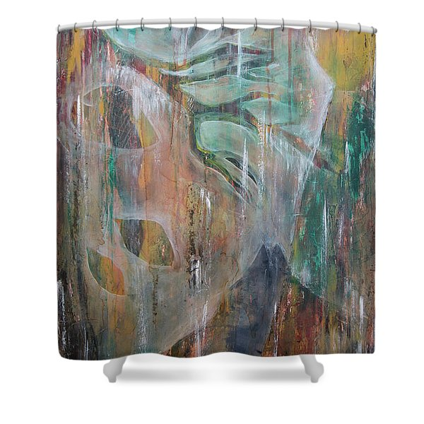 St Francis 4 Shower Curtain