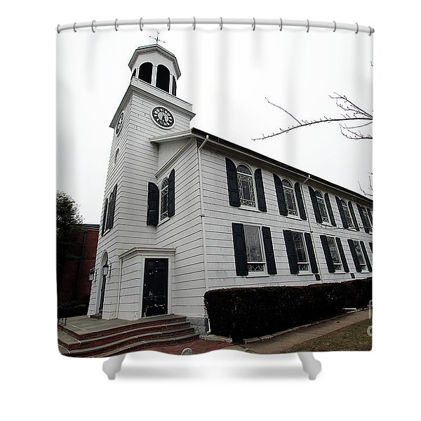 St. Georges Church Episcopal-anglican Shower Curtain