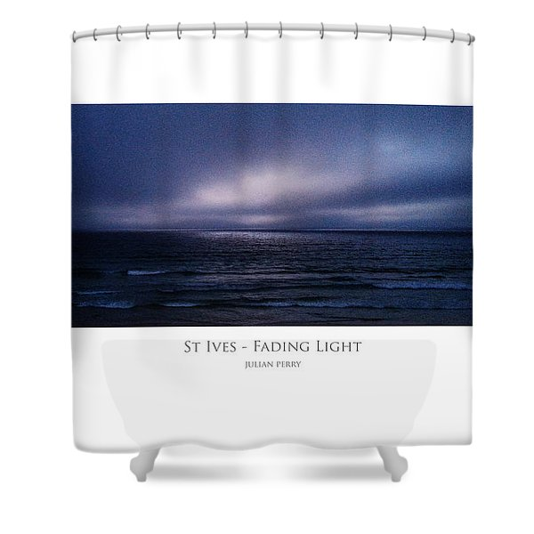St Ives - Fading Light Shower Curtain