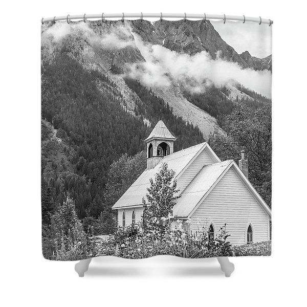 St. Joseph's Shower Curtain