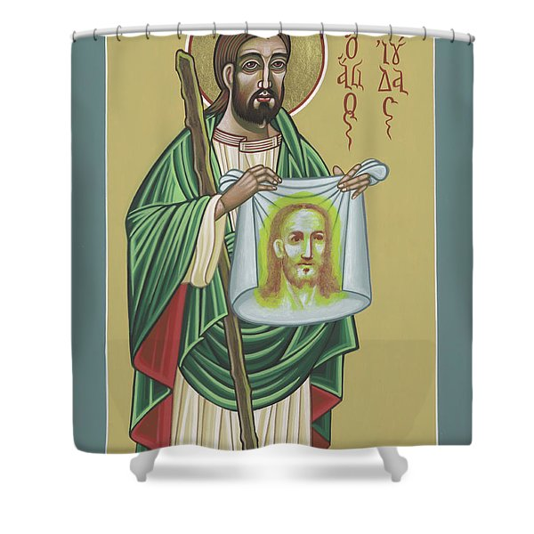 St Jude Patron Of The Impossible 287 Shower Curtain
