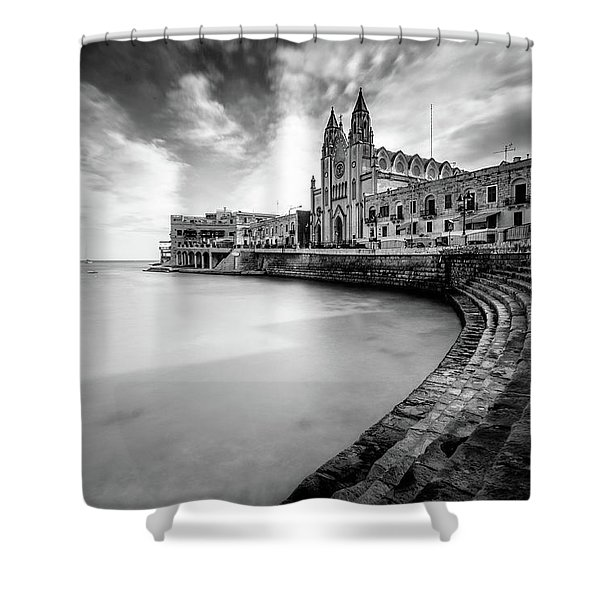 St. Julien Shower Curtain