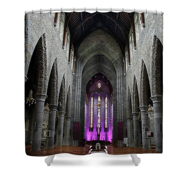 St. Mary's Cathedral, Killarney Ireland 1 Shower Curtain