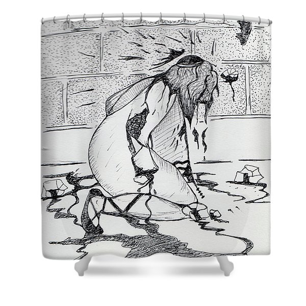 St Stephen Shower Curtain