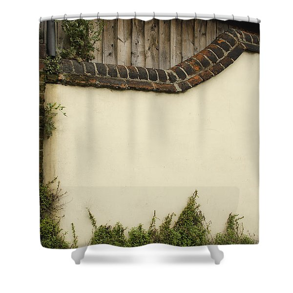 Stage-ready Shower Curtain