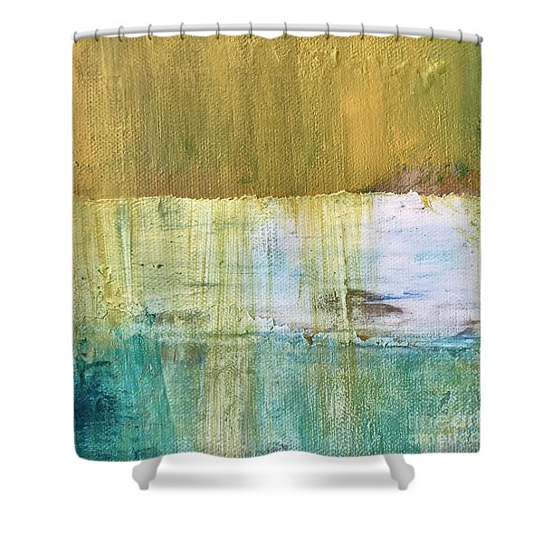 Stages Shower Curtain