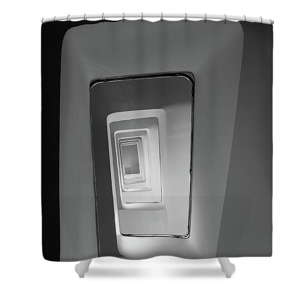 Staircase Iv Shower Curtain