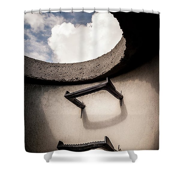 Stairway To Heaven - Inside Out Shower Curtain